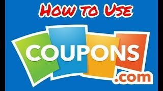 How To Use The Coupon Com App Youtube
