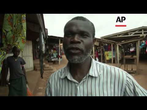 Former Seleka rebels say they'll work with new president, but militia killings must stop
