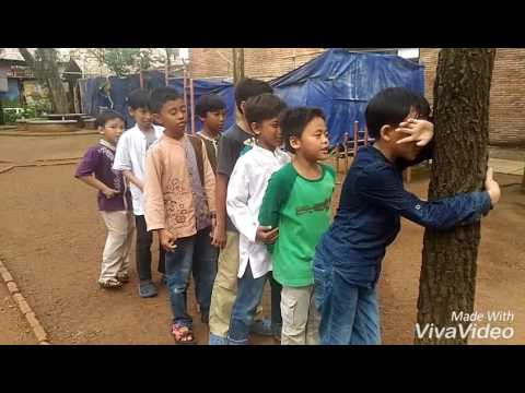 Sekolah Alam Bogor Bermain Petak Umpet Youtube