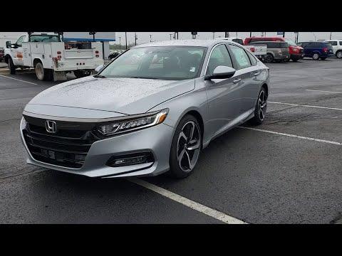 2019 Honda Accord Sedan Muskogee, Pryor, Broken Arrow, Tulsa, Fort Gibson, OK H1454