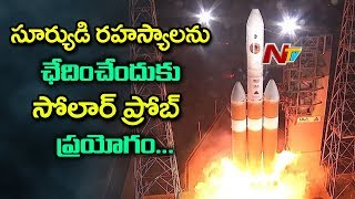 NASA Scientists Launched Parker Solar Probe to the Sun   NTV