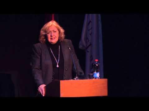 Charla Mónica González, Directora de Ciper Chile en U. del Pacífico