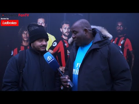 Bournemouth 2-1 Arsenal Player Ratings (Ft Troopz & Jack) | What A Load Of Rubbish!!!