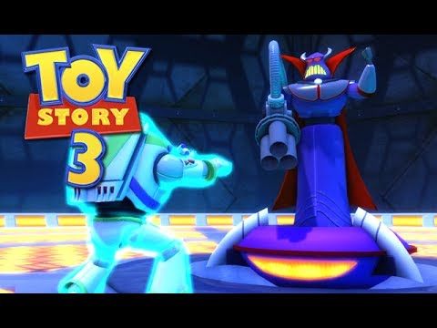 Toy Story 3 - To Infinity and Beyond - Part 3 [Father & Son Gameplay] - Xbox 360 Xbox One