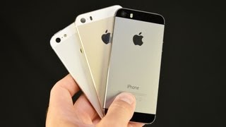 Apple iPhone 5s: Unboxing, Demo, & Benchmarks