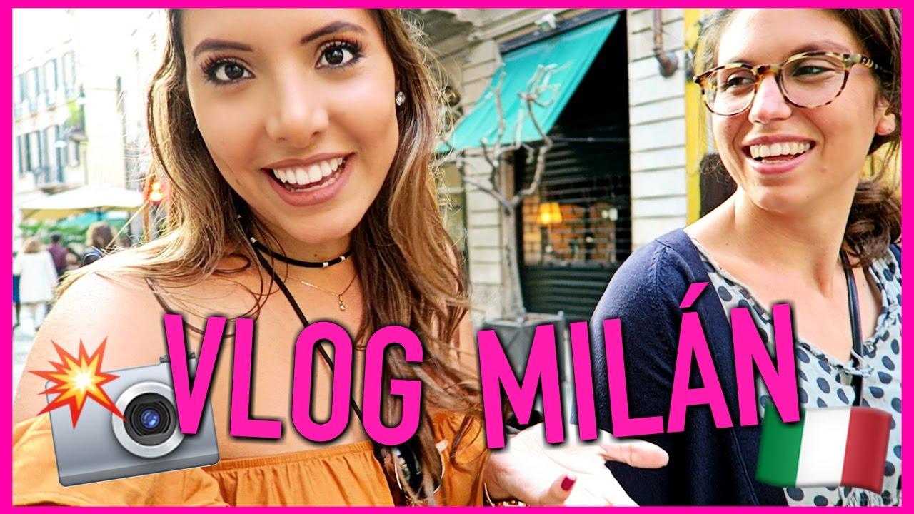 ENCUENTRO EN ITALIA CON MI AMIGA!!! | VALERIA BASURCO | ValeriaVlogs