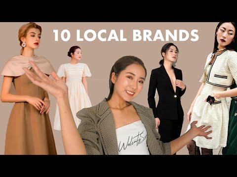 10 thương hiệu thời trang nữ thử ngay điiii | 10 LOCAL BRANDS VIETNAM | From Sue