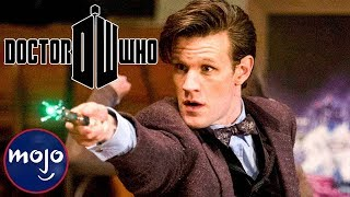 Top 10 Doctor Who Facts You Always Get Wrong