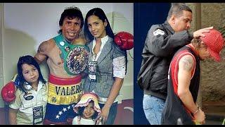 Эдвин Валеро (Edwin Valero) - непобеждённый чемпион, ставший убийцей