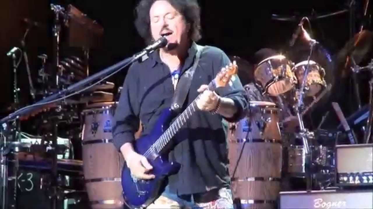 Toto Holy War Greek Theatre Los Angeles 2015 - YouTube