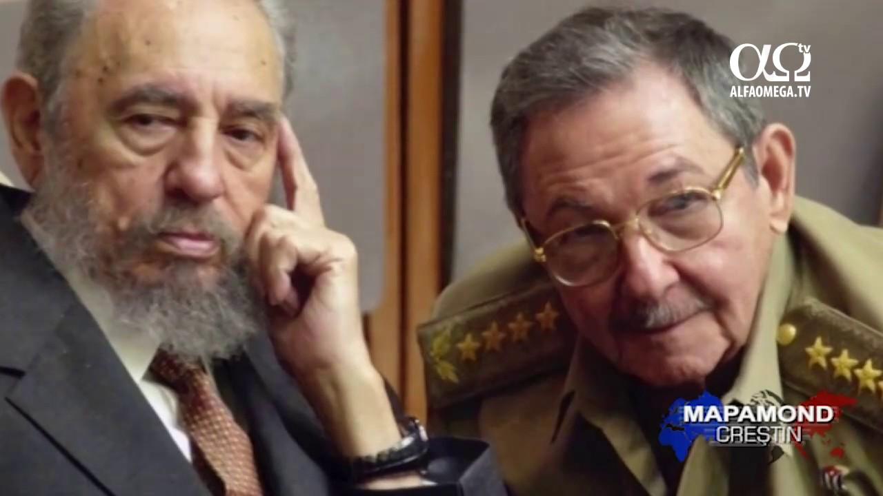 Cuba fara Fidel Castro