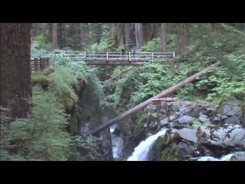 Sol Duc Hot Springs Resort - Olympic National Park