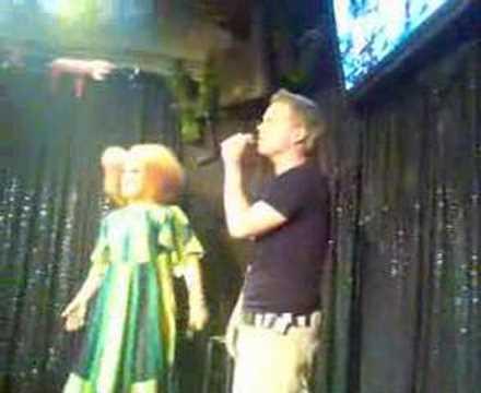 Ryan Eaton - Unchained Melody (Karaoke @ Stonewall)