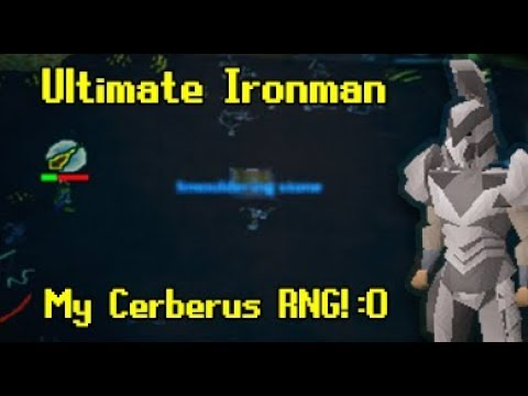 Thumbnail: Ultimate Ironman - My Cerberus RNG and Close to Rank 1 Elites!