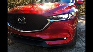 HD Performance Drive Review - 2017 Mazda CX-5 Grand Touring AWD - On/Off-Road with Drone Cam!