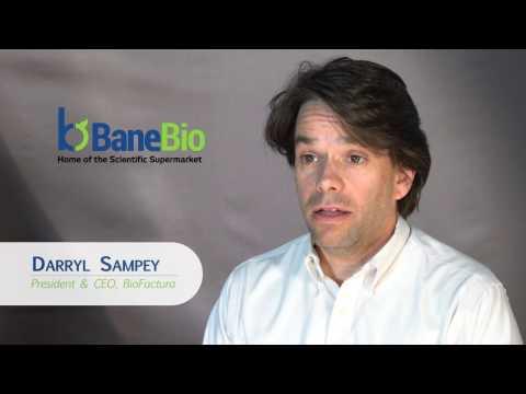 Why Darryl Sampey, President of BioFactura chooses BaneBio for his lab equipment