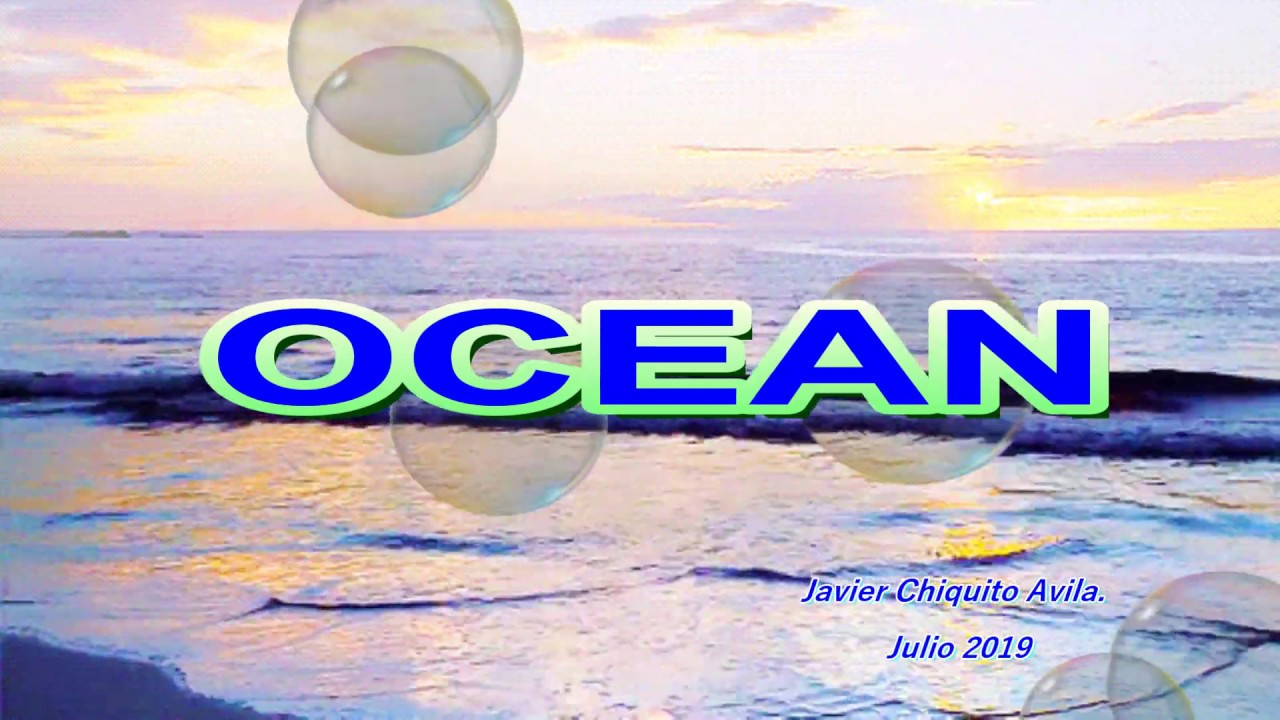 OCEAN  Karol G (Letra)