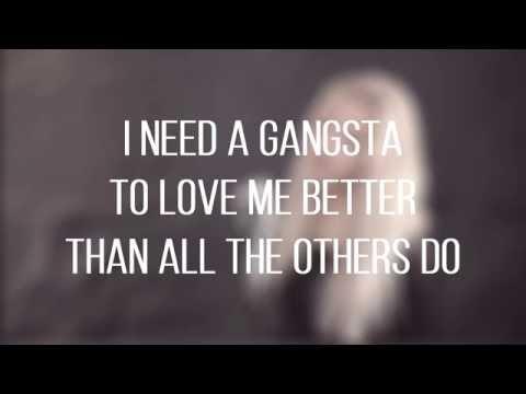 Gangsta - Kehlani - Sofia Karlberg cover (LYRICS)