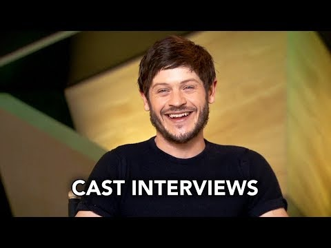 Marvel's Inhumans (ABC) Cast Interviews HD