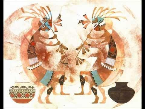 Native American Rabbit Dance