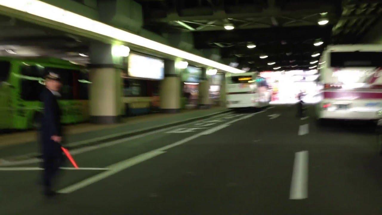 阪急三番街高速バスターミナル① ...