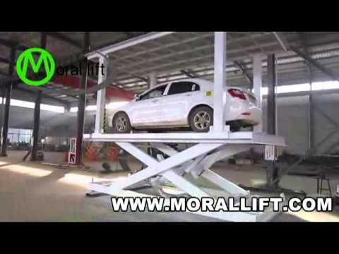 Parking Equipment---Double Deck Car Lift
