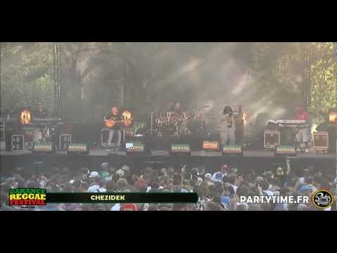 CHEZIDEK - LIVE at Garance Reggae Festival 2012 HD by Partytime.fr mp3