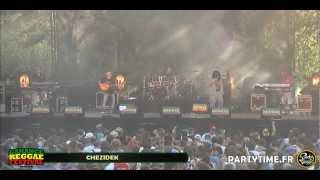 CHEZIDEK - LIVE at Garance Reggae Festival 2012 HD by Partytime.fr