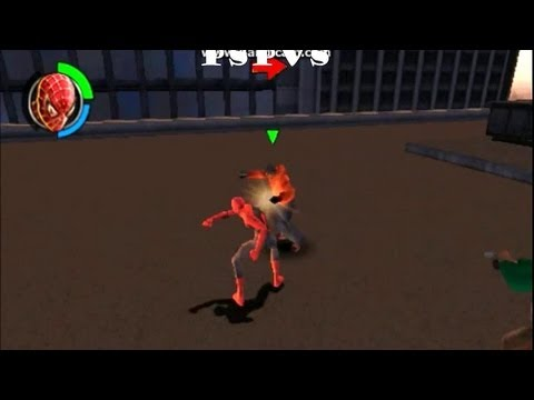 spiderman-2-psp-review-+-game-cheat-codes-(hd)