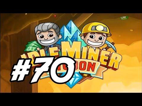 """Idle Miner Tycoon - 70 - """"Mainland, Mine 1"""""""