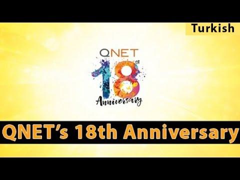 QNET's 18th Anniversary [Turkish]