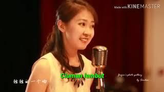 Teresa Tang - Ni Wen Wo Ai # teks Indonesia #