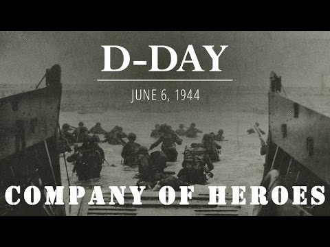 Company of heroes invasion of normandy