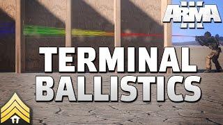 Arma 3 Terminal Ballistics