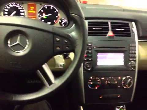 2010 mercedes benz b class 4dr hb b200 turbo youtube. Black Bedroom Furniture Sets. Home Design Ideas