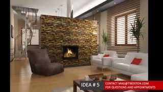 Fireplace Surround Ideas From Tile International