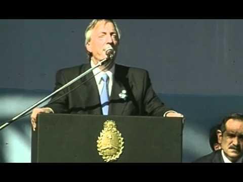 25 de Mayo de 2007. La Patria Somos Todos. Discurso Néstor Kirchner