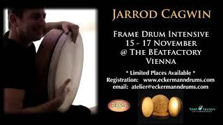Frame Drum Intensive, 15-17.11.19, Vienna