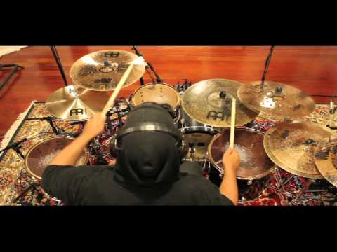 Anup Sastry - Ion Dissonance - The Surge Drum Cover