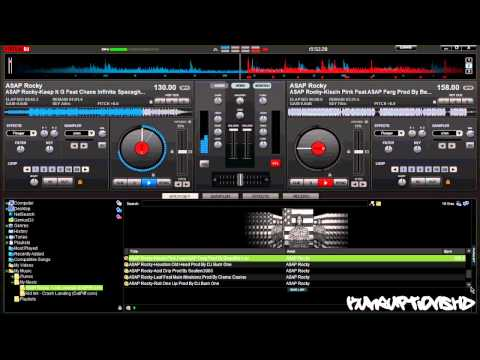 A$AP Rocky - Live Love ASAP Full Mixtape