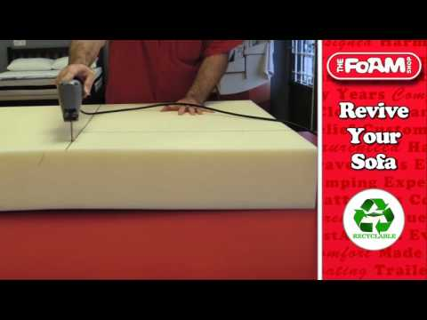 The Foam Shop - Sofa Cushion Replacement