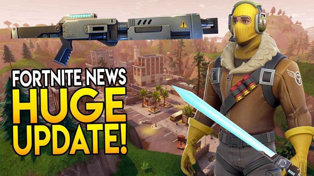 Fortnite Update News