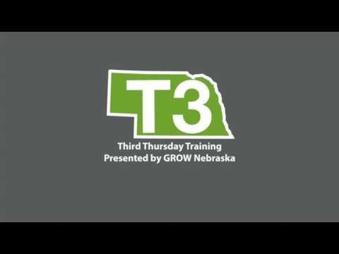GROW Nebraska's T3 Training on the Business Innovation Act