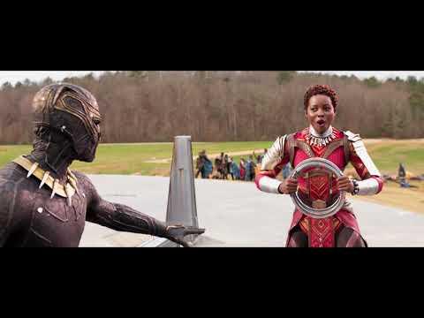 Black Panther - Bonus : Le bêtisier du film (1/2)