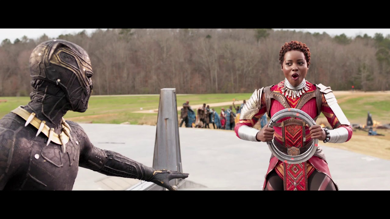 Black Panther - Bonus : Le bêtisier du film (1/2)