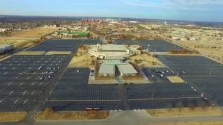 DJI Inspire 1 - University of Oklahoma - Lloyd Noble Center - National Weather Center - Norman, Ok