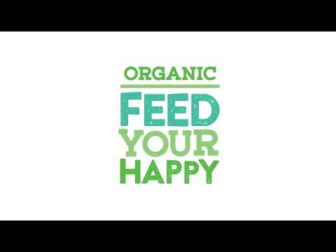 Organic. Feed Your Happy with Well Hung Meat.