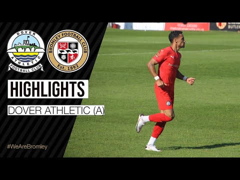 Dover Ath. Bromley Goals And Highlights