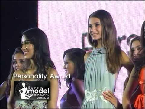 Supermodel International 2012 Special Awards