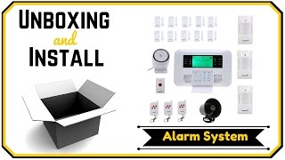 Home Security Alarm System Unboxing Review by Fortress